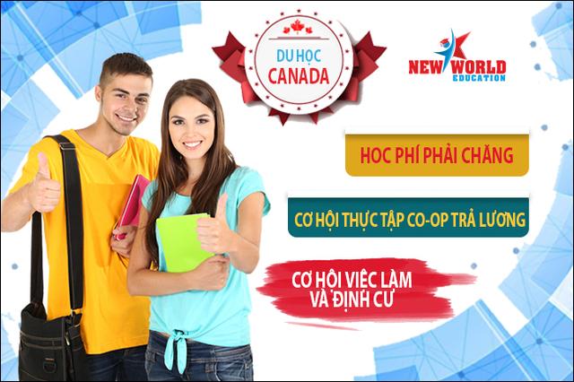 Hội thảo Du học – Những điều thú vị khiến sinh viên du học tại Canada 2017 - 1