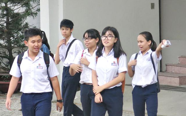 Ban soạn thảo chương trình sẽ điều chỉnh cách thức học sinh tự chọn môn học để vừa đáp ứng nhu cầu, nguyện vọng của học sinh vừa có tính khả thi đối với khả năng vận dụng linh hoạt của nhà trường.