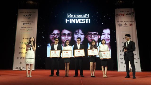 Nguyễn Trọng Đình Tâm giành quán quân I-INVEST 2017 - 1