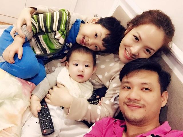 130 kênh truyền hình phong phú trong gói cước K+ giúp gia đình Đan Lê thỏa sức giải trí tại nhà