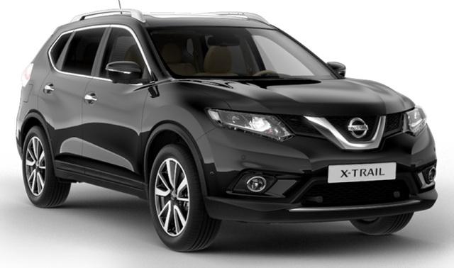 Mẫu SUV cao cấp của Nissan giảm giá cực sốc.