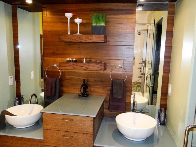 Một không gian vệ sinh sang trọng đang là ước muốn của nhiều hộ gia đình