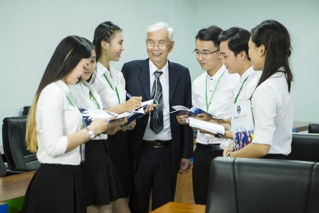 ĐH Văn Hiến giúp sinh viên phát triển toàn diện, đáp ứng yêu cầu công việc ngày càng cao của xã hội.