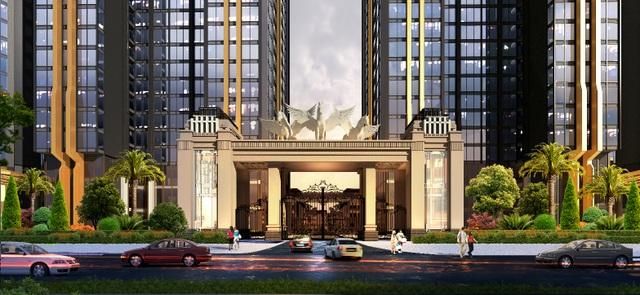Sunshine City – Biểu tượng phát triển bất động sản của Sunshine Group với tổng mức đầu tư lên đến 5000 tỷ.