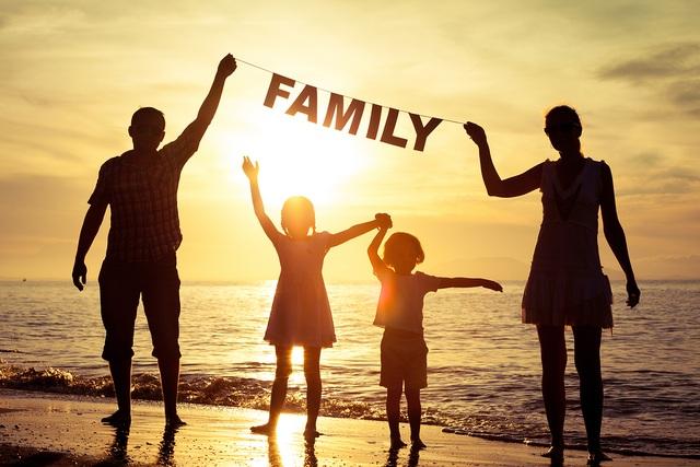 Bên gia đình giúp bạn sống lâu hơn - 1