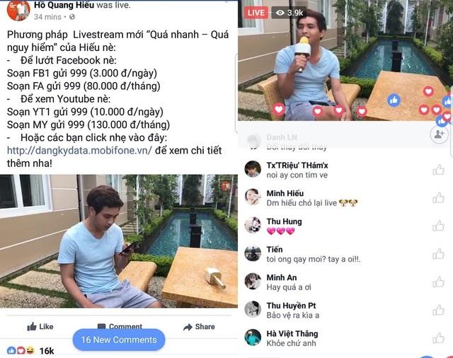 """Hồ Quang Hiếu thoải mái tiết lộ bí mật về học lực 3 năm 1 lớp thời tuổi thơ dữ dội, kế hoạch dấn thân vào nghiệp diễn và nhiệt tình chỉ fan cách dùng Facebook, YouTube """"quá nhanh - quá nguy hiểm"""""""