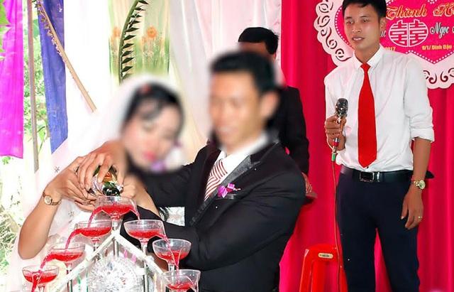 MC Văn Tiến chia sẻ, không ít câu chuyện bi hài xảy ra trong đám cưới.