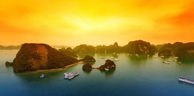 Vịnh Hạ Long – kì quan thiên nhiên thế giới