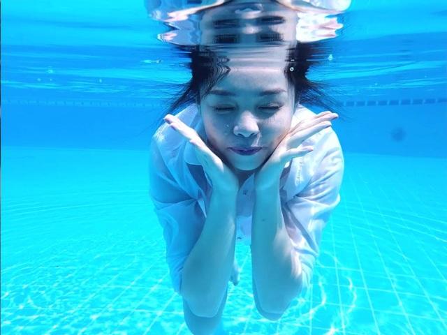 Những bức ảnh và thước phim xuất thần dưới nước là minh chứng cho những khả năng tuyệt vời của Galaxy A 2017