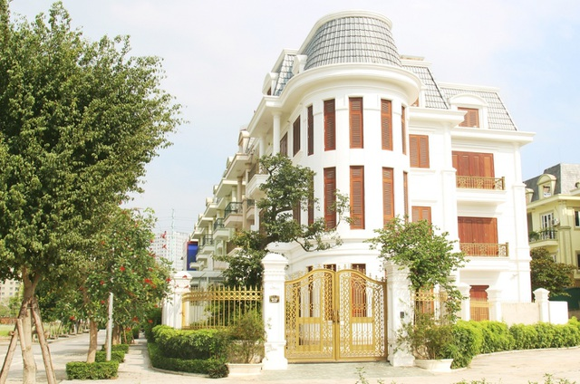 An Khang Villa - Biệt thự đẳng cấp hướng công viên hồ - 1