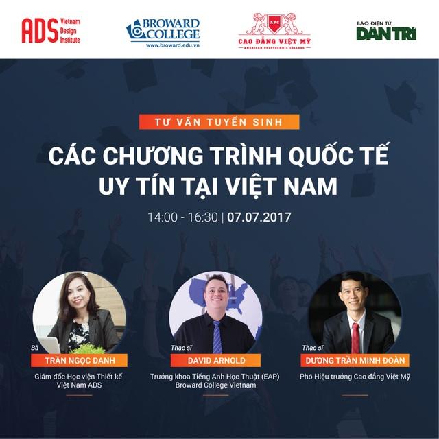 Tư vấn: Chương trình quốc tế nào uy tín tại Việt Nam? - 1