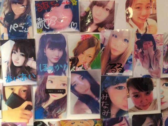 Nở rộ các quán cà phê hẹn hò với nữ sinh ở Nhật Bản - 2
