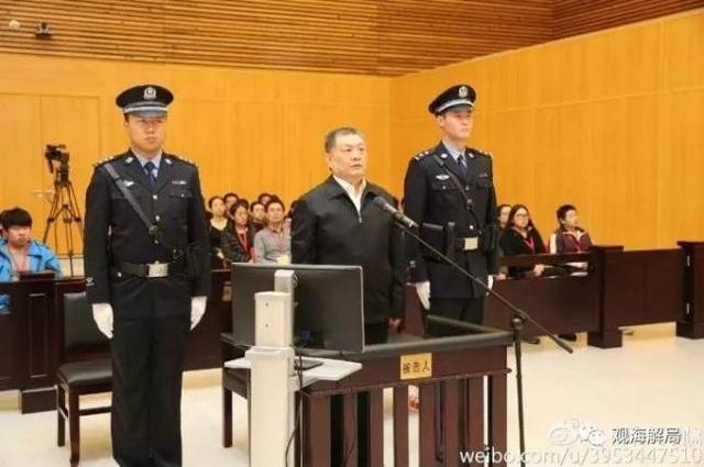 Dương Cương bị đưa ra xét xử