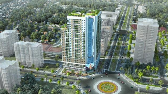 (Dự án Golden Field do MBLand Holdings làm Chủ đầu tư)