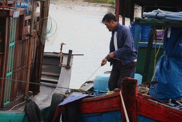 Bão số 2 gây mưa lớn, biển động mạnh tại Hà Tĩnh - 2