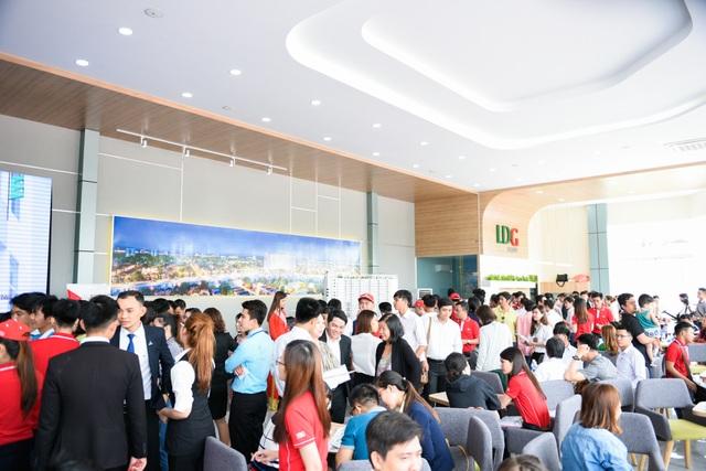 Khu căn hộ Marina Tower tại Bắc Sài Gòn được đông đảo khách hàng quan tâm