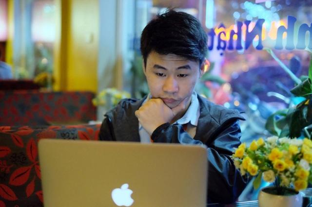Chàng 'hacker mũ trắng 9X Đồng Sỹ Trung.