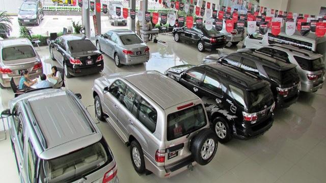 Nếu thuế suất được sửa tăng lên sẽ tác động đến giá xe.