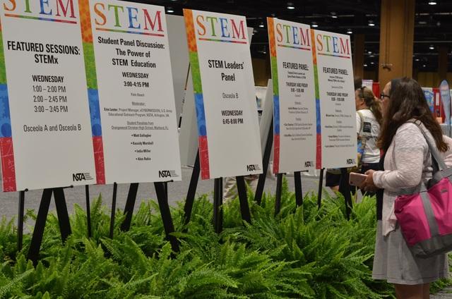 Hội nghị giáo dục STEM thế giới lần thứ 6 diễn ra tại Kissimmee/Orlando, Florida, Hoa Kỳ.