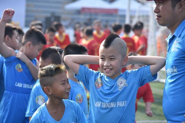Ngày 29/07/2017, 16 đội bóng thiếu nhi của Hà Nội háo hức tham gia tranh tài