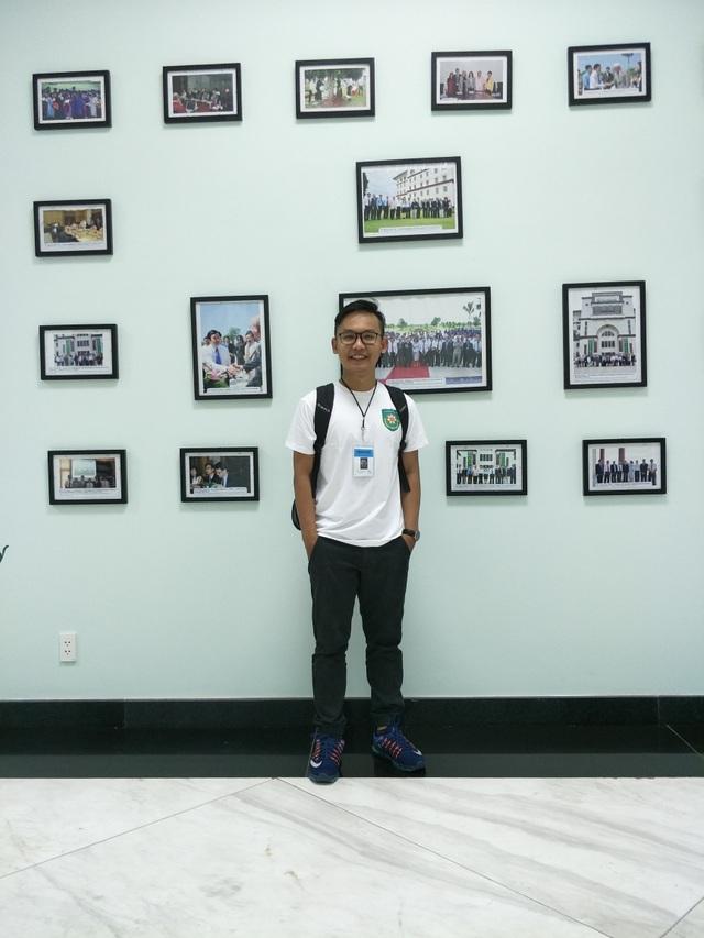 Lâm Hoàng Phúc hiện thực hóa giấc mơ học thành bác sĩ tại TTU.