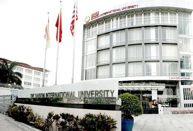 Trường Đại học Quốc tế Sài Gòn (SIU).