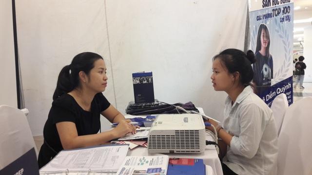 Học sinh THPT trải nghiệm mô hình nghề nghiệp tại bão Fair 2017 - 1