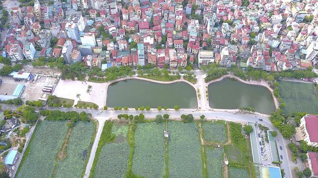 Theo thiết kế, không gian đi bộ mới bao gồm phố Trịnh Công Sơn là phần lõi, ngoài ra còn có không gian của ngõ 431 Âu Cơ, ngõ 612 Lạc Long Quân, bên cạnh khu đầm sen hồ Tây.