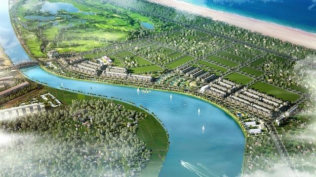Phối cảnh dự án Ngọc Dương Riverside – The Gardens.