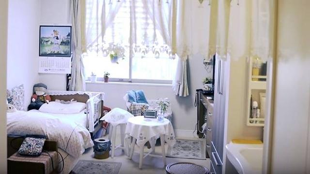 Mỗi phòng ở Orix được trang hoàng theo ý thích của các cụ, tạo cảm giác thân thuộc như sống ở nhà.