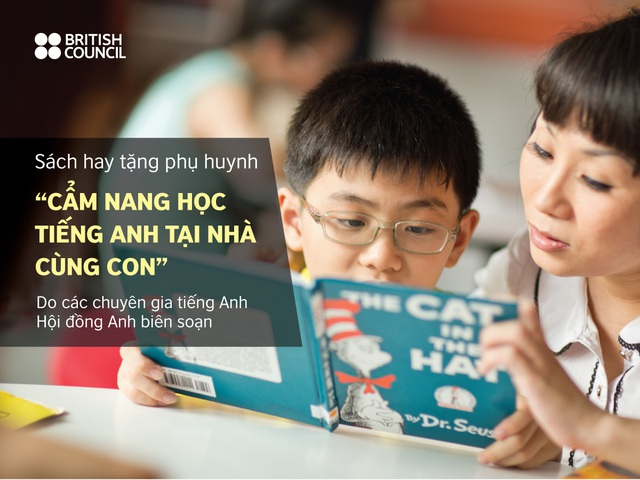 Cẩm nang học tiếng Anh tại nhà cùng con - 1