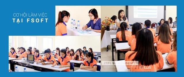 """Sự khác biệt về mô hình đào tạo """"Học và làm theo dự án thực tế"""" tại ITPlus Academy - 1"""