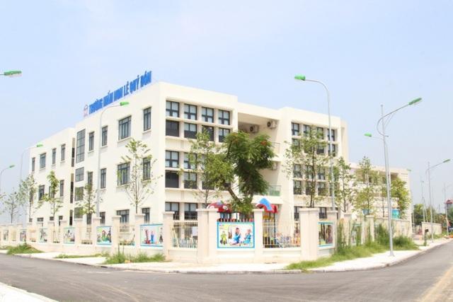Trường mẫu giáo Lê Quý Đôn gồm 12 lớp học đáp ứng được chỗ học cho 350 bé trong từ 2 đến 5 tuổi