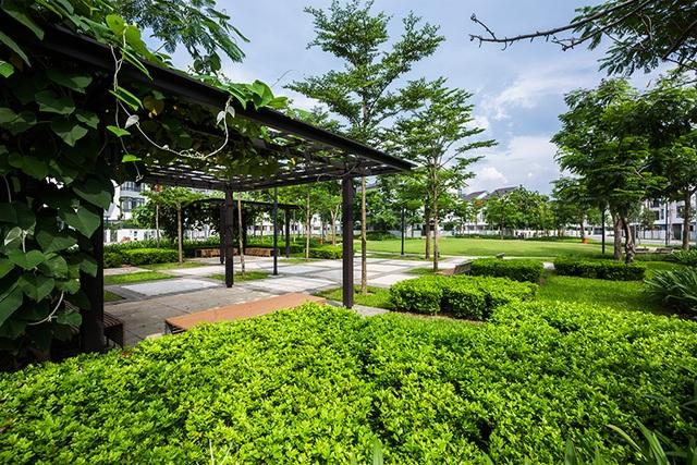 Những không gian sống xanh là mơ ước của nhiều gia đình Việt