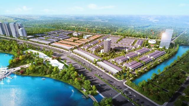 Lakeside Palace với quy hoạch không gian xanh – đa tiện ích. Thông tin chi tiết tại đây