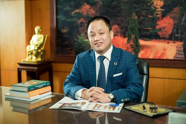 Ông Nguyễn Cảnh Hồng – Tổng giám đốc Eurowindow