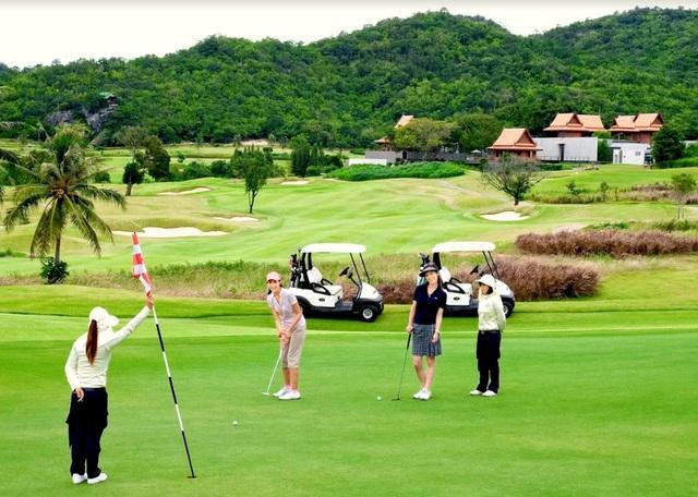 Thái Lan – miền thiên đường của du lịch Golf - 1