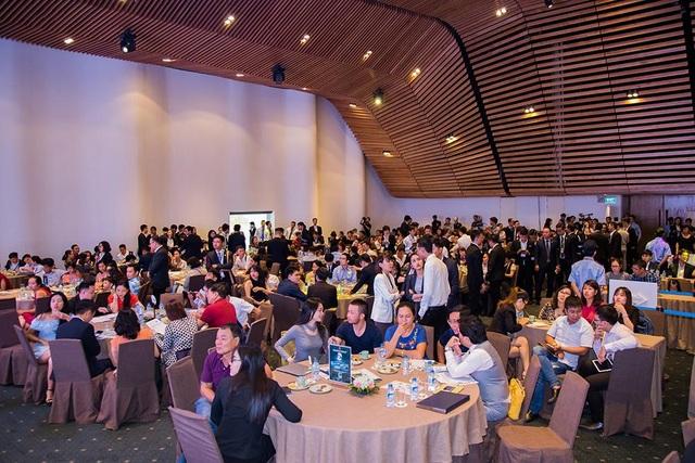 """Hơn 500 khách hàng tham dự sự kiện """"Trải nghiệm căn hộ Manhattan giữa lòng Sài Gòn"""" của dự án Lancaster Lincoln."""