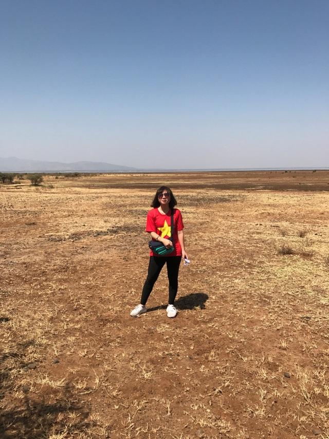 Theo chân nữ sinh Việt trải nghiệm hành trình học tập có một không hai tại Tanzania - 1
