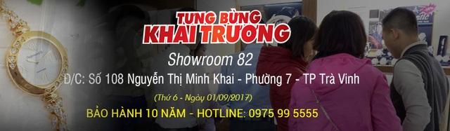 Đăng Quang Watch tưng bừng chào đón thành viên mới Showroom 82 - 1