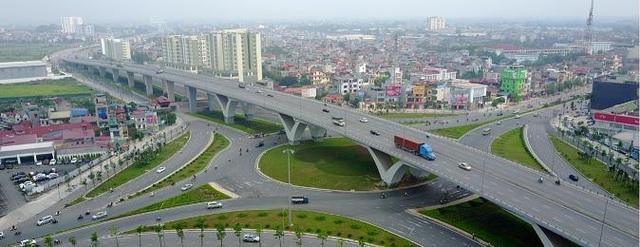 """BĐS Phía Đông Hà Nội ngày càng """"hút"""" khách nhờ cơ sở hạ tầng phát triển"""