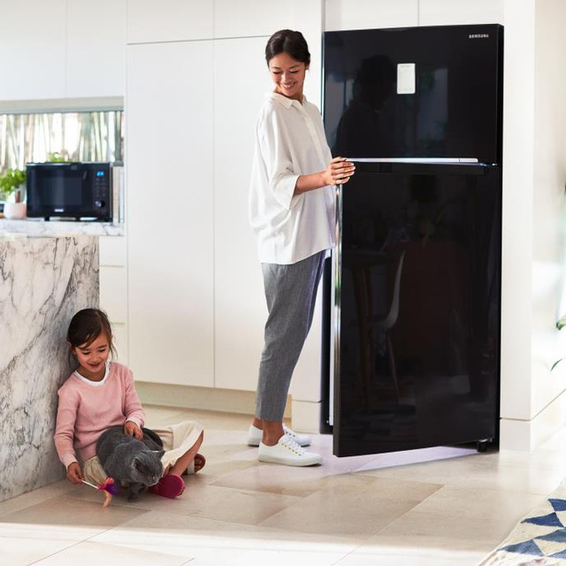 Tủ lạnh Samsung Twin Cooling Plus với thiết kế 2 dàn lạnh độc lập