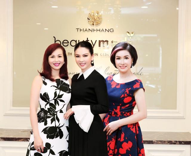 """Chương trình có sự góp mặt của dàn Hoa hậu, Người đẹp """"không tuổi"""" đình đám showbiz Việt"""