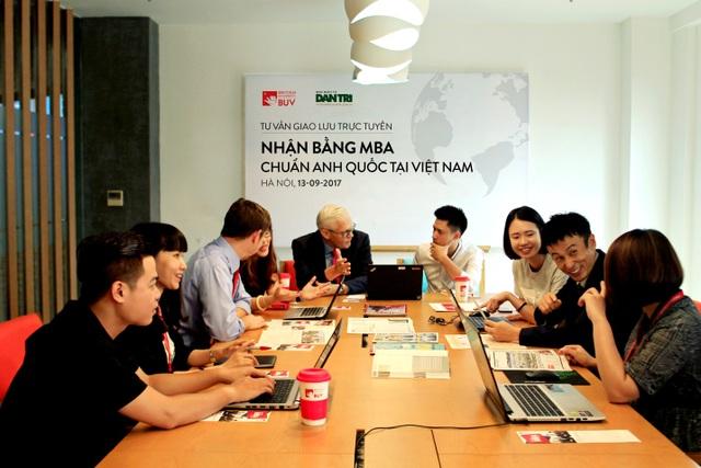 Toàn cảnh tư vấn về chương trình MBA Anh quốc tại Việt Nam - 1