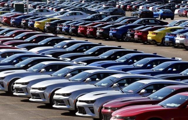 Nhiều hãng có xe tồn kho từ 2-3 năm