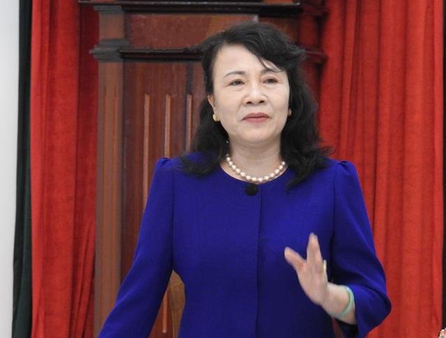 Thứ trưởng Bộ GD&ĐT Nguyễn Thị Nghĩa khẳng định sẽ có điều chỉnh về điều lệ của Ban đại diện cha mẹ học sinh.