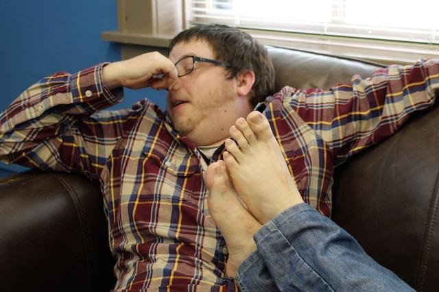 6 cách loại bỏ mùi hôi khó chịu ở chân - 1