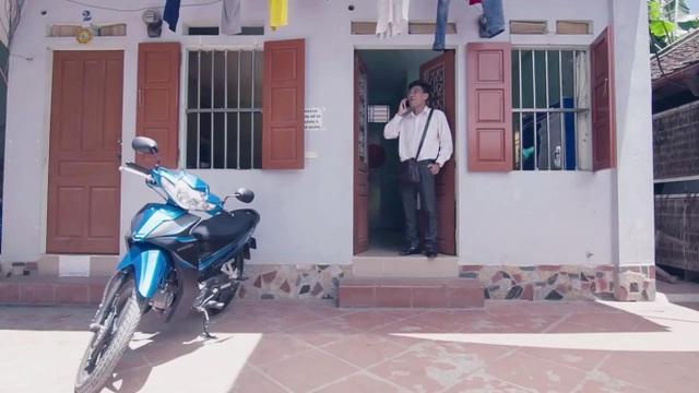 Cậu sinh viên Trung Ruồi lựa chọn chiếc xe Honda Blade 110 mới để không còn lo tiền xăng hàng tháng