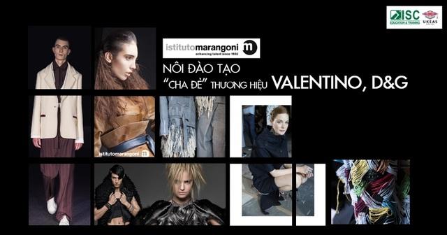 """Học bổng 50% Istituto Marangoni London – nơi đào tạo """"cha đẻ"""" thương hiệu Moschino và D&G - 1"""