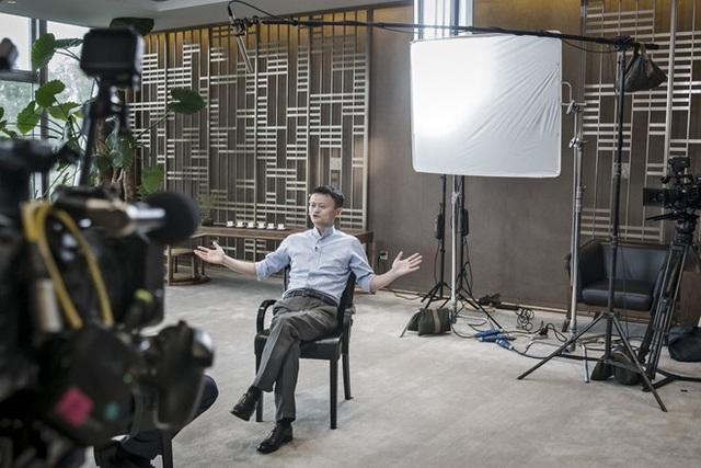 Jack Ma: 'Một doanh nhân thực sự sẽ không có kẻ thù' - 2